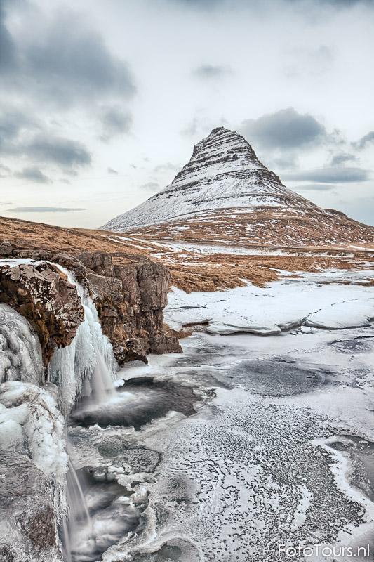 IJsland Kirkjufell | © Anne van Houwelingen | FotoTours.nl