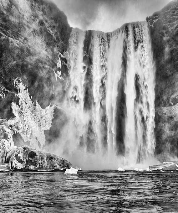 IJsland Winter - Skogafoss|© Anne van Houwelingen|FotoTours.nl