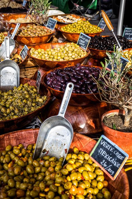 Markt in de Provence, Frankrijk | © Anne van Houwelingen | FotoTours.nl