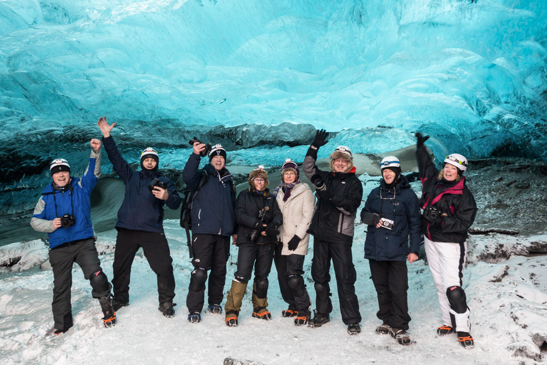Deelnemers IJsland Fotoreis 2015
