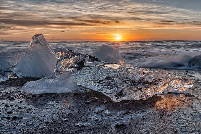 Fotoreis IJsland winter met fotografie workshops van fotograaf Anne van Houwelingen